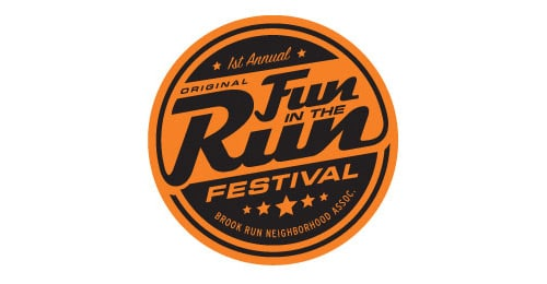 Fun in the Run logo by levelb