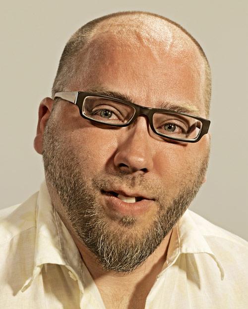 Upside Downy Face Portraits By: Brandon Voges