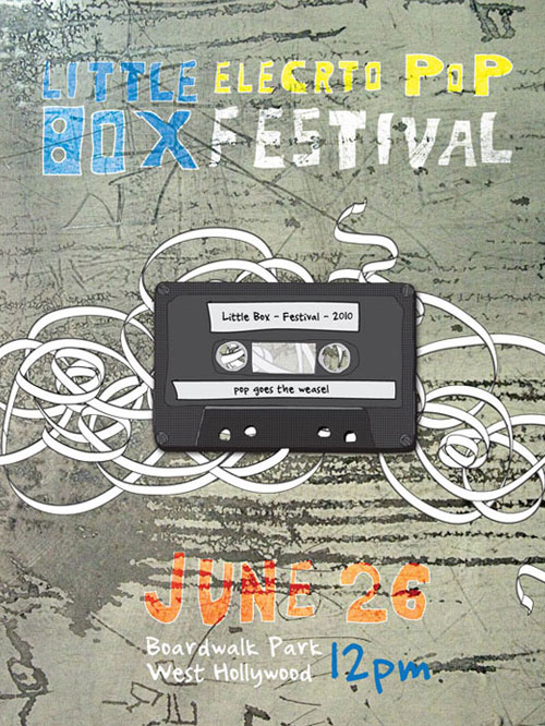 Make a Grungy Hand-Drawn Festival Poster in Illustrator