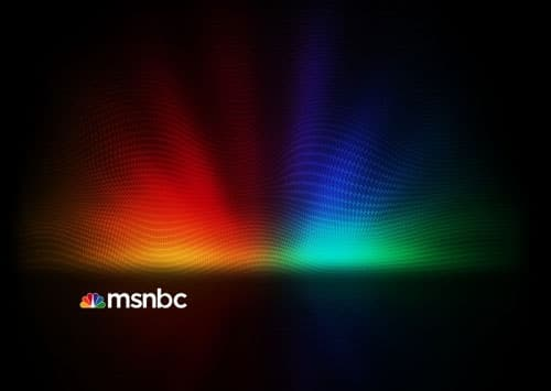 designing backgrounds in photoshop. MSNBC New Background Design in