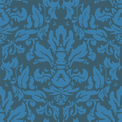 Quick Tip: Create a Damask Pattern Using the MadPattern Illustrator Template