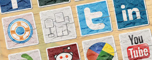 Social Media Icons For Your Blog