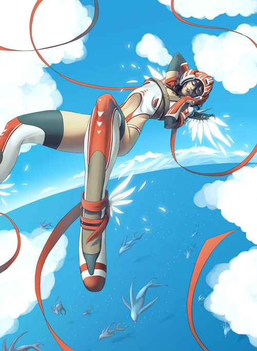 Pepper Project: In the Clouds by khaamar