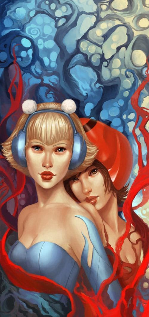 wanda and pepper by lolita-art