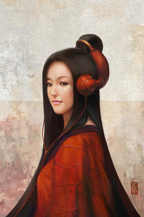 Pepper Orient by Artgerm