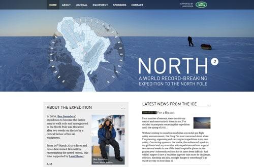 north.bensaunders.com