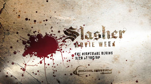 Slasher Movie Week: Using Layer Effects