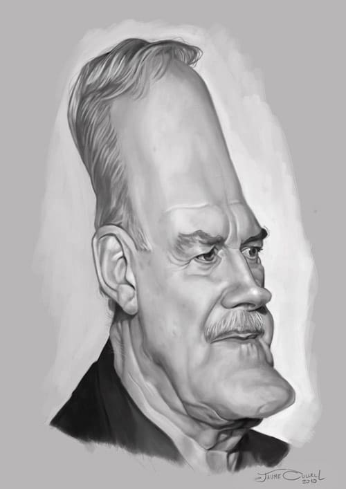 JOHN CLEESE by JaumeCullell