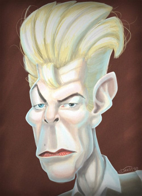 BOWIE by JaumeCullell
