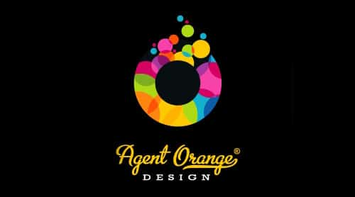 Agent Orange Logo by Brandon Barnard