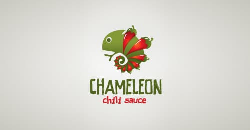Chameleon chili sauce by markmir
