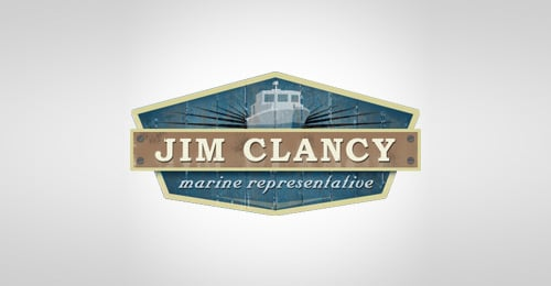 Jim Clancy, Marine Rep. by Lightfin