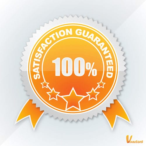 Quick Tip: How to Create a Satisfaction Guaranteed Graphic