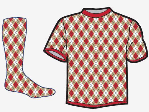 Quick Tip: Make a Seamless Argyle Pattern