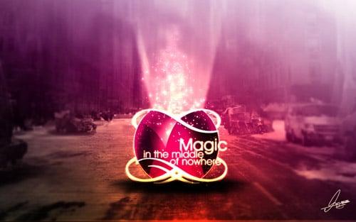 Magic .PSD by escord