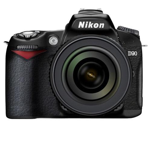 Nikon D90 in PSD format wall_e by wall-e-ps