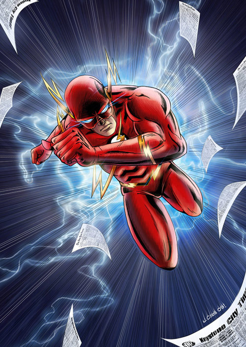 The Flash by VdVector