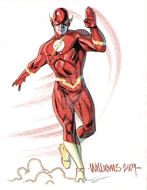 Flash by BroHawk