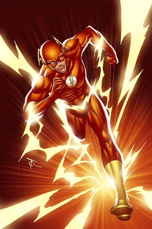 The Flash by SeanE