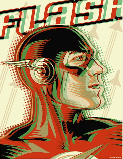 Fifty Flash by ratscape