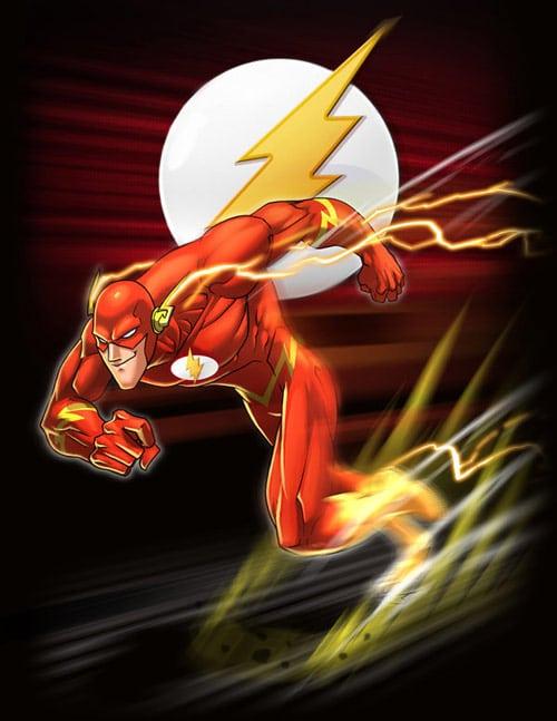 Flash by el-grimlock