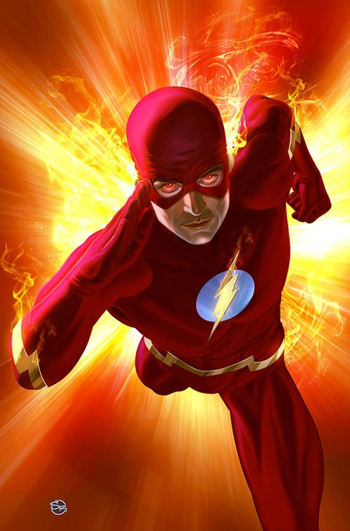 Flash by Rennee