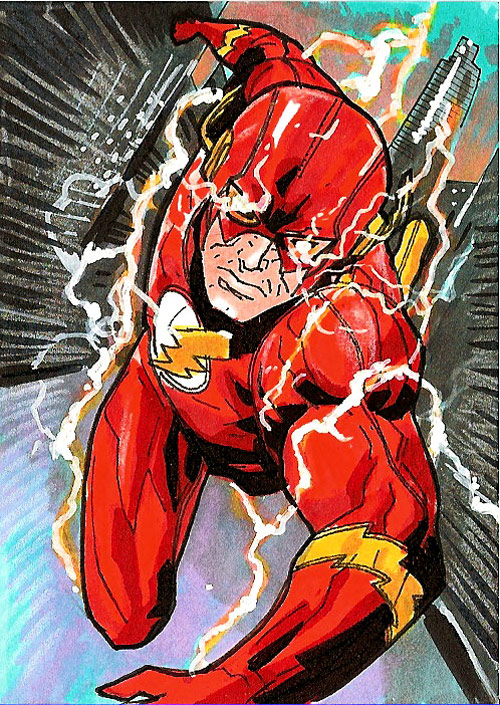Flash Sketch Card by Sigint