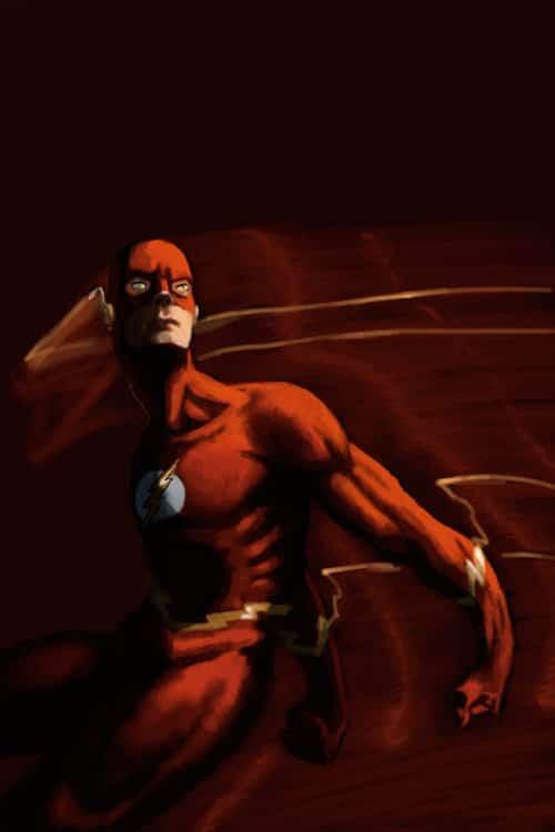 The Flash by nbashowtimeonnbc