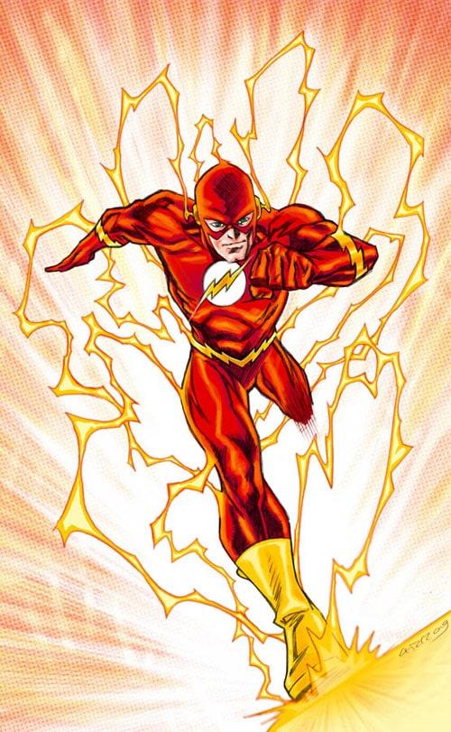The Flash by dichiara