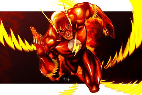 The Flash II by ErikVonLehmann