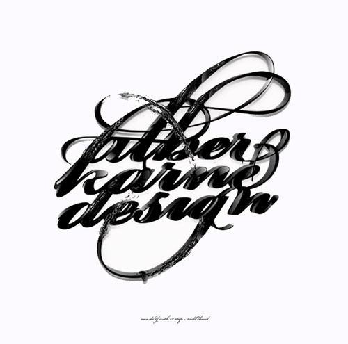 Ink Vectorial Lettering