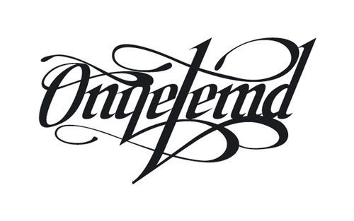 Calligraphy By: Rutger PaulusseRutger