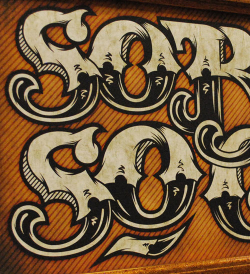 Typography Works By: Pale Horse