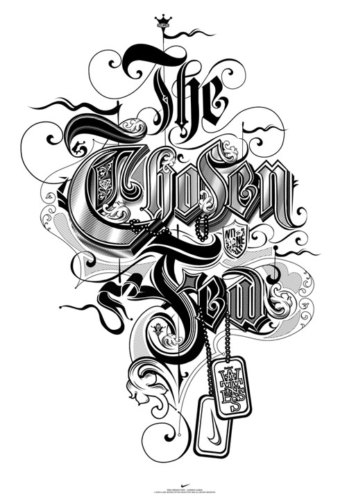 The Chosen Few By: Like Minded Studio