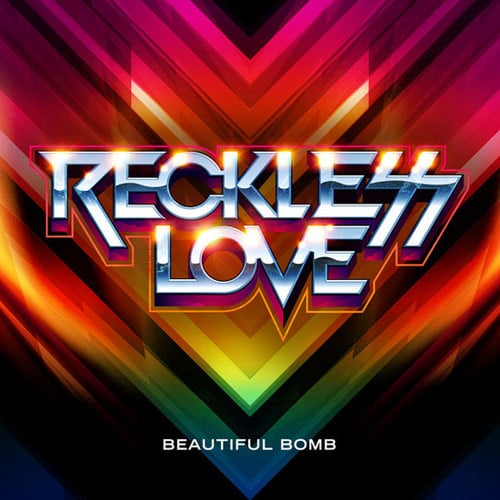 'Reckless Love' cd single By: James White
