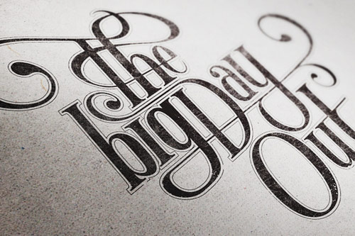 Typography Projects 2 By: Mats Ottdal