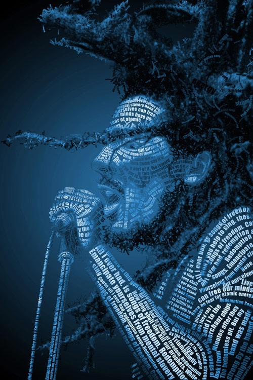 Redemption Song-Bob Marley By: Jonas Fleuraime