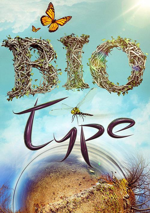 Bio Type By: Giampaolo Miraglia