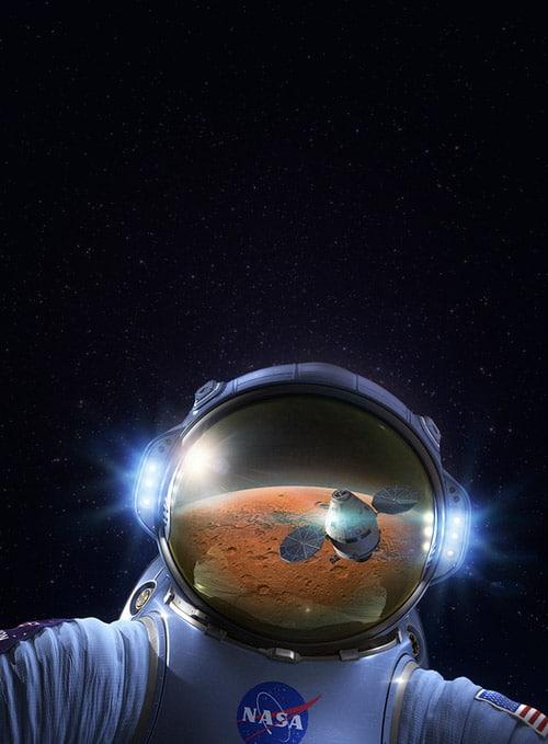 Astronaut By: Nick Kaloterakis
