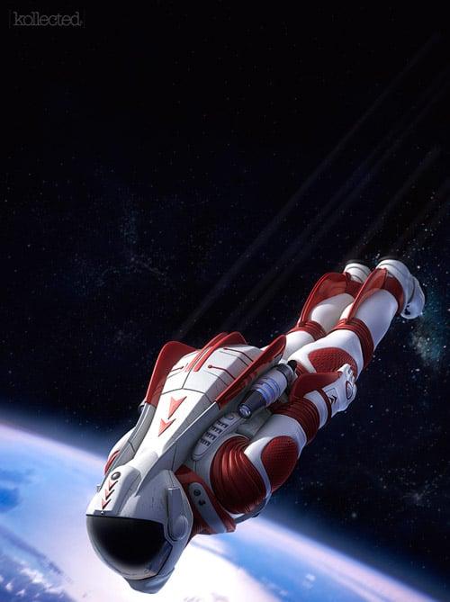 Space Dive By: Nick Kaloterakis