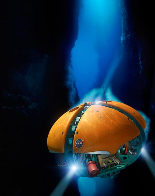 NASA Sub Explorer