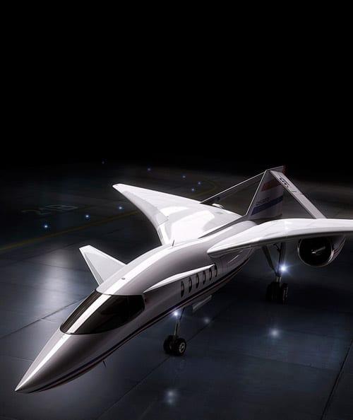 Hypersonic QSST