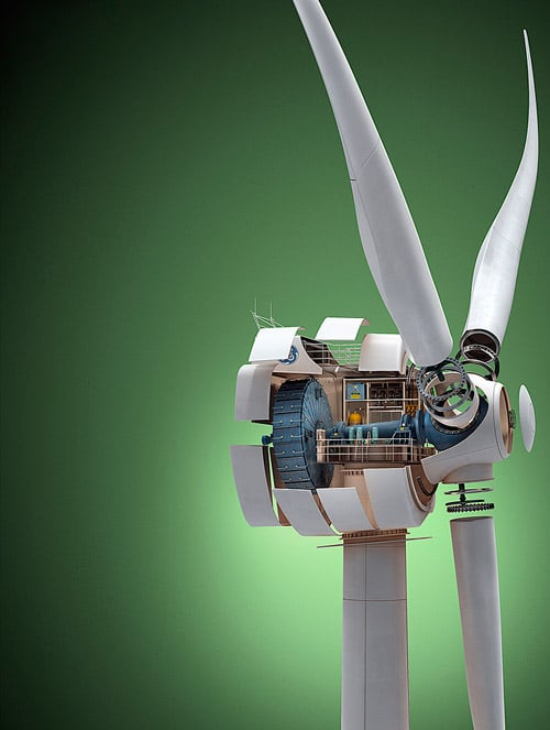 How it Works: Wind Turbine