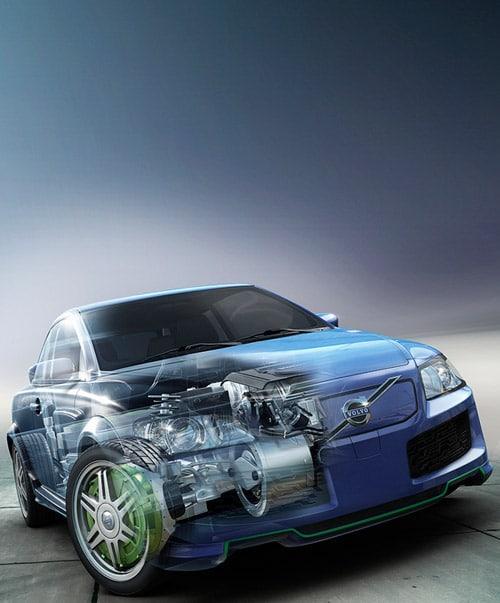 Hybrid Electric By: Nick Kaloterakis