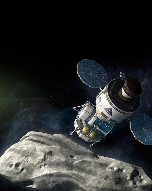 Asteroid By: Nick Kaloterakis