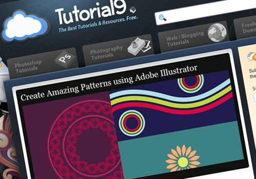 Create Amazing Patterns using Adobe Illustrator