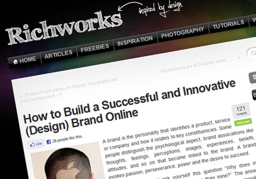 How to Build a Successful and Innovative (Design) Brand Online