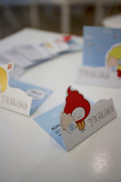 Business Card for: YIGLOO
