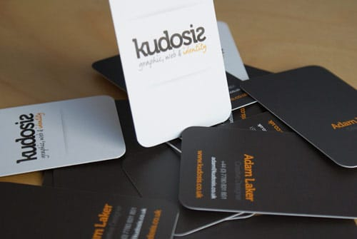 Kudosis Business Card