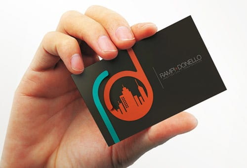 RAMPI DONELLO BUSINESS CARD